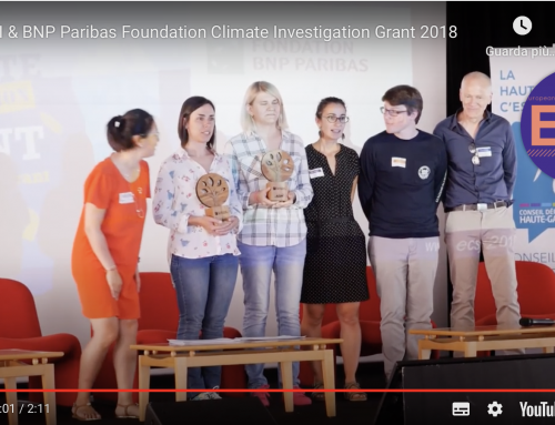 The Climate investigation grants 2018 assigned in Toulouse