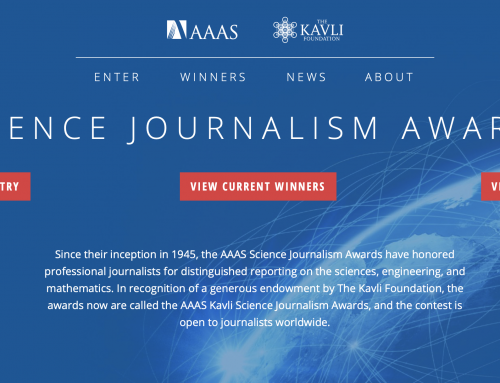 The 2019 Kavli prize opens submissions