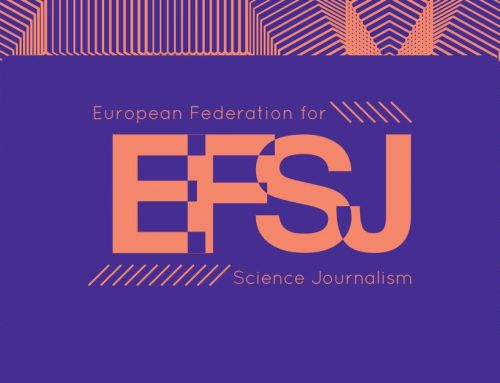 European Science Journalist of the Year 2021 award
