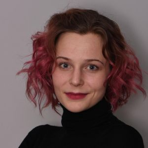 Maria Pazi won the European Science Journalist of the Year - 2020 award
